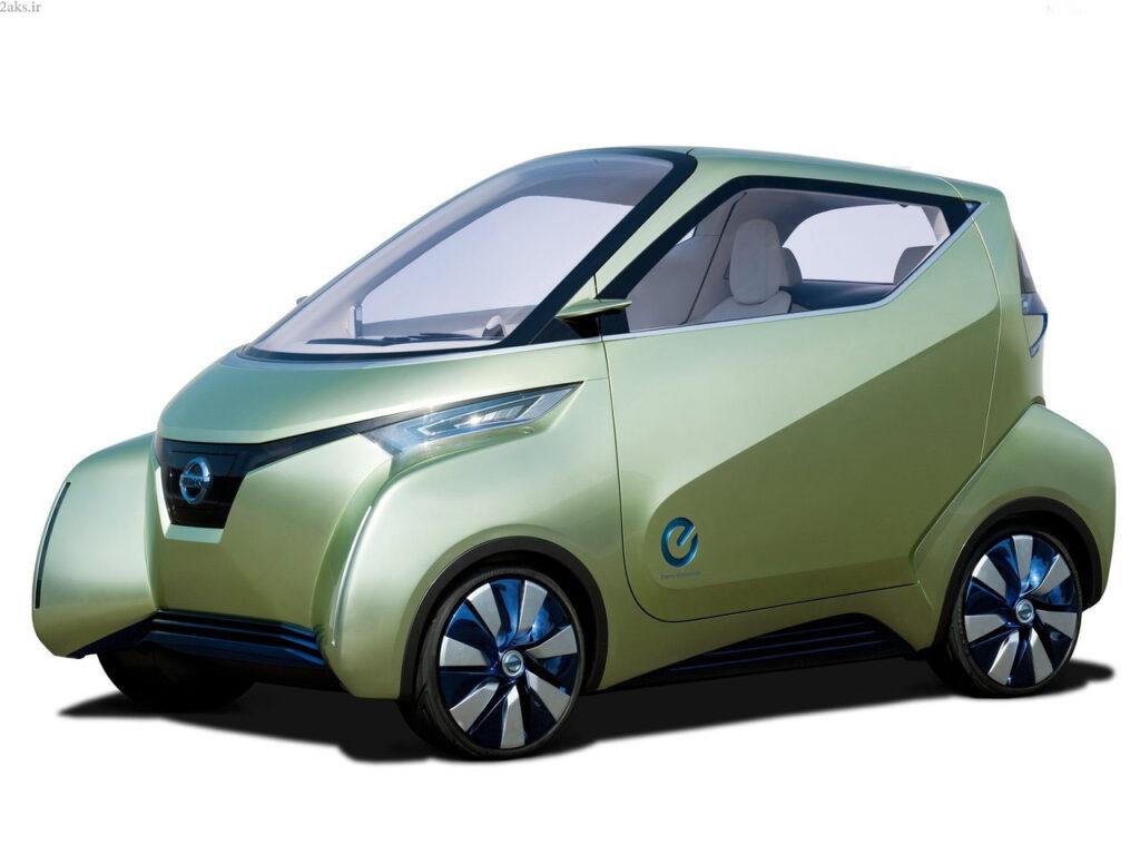 تصویر Nissan Pivo 3