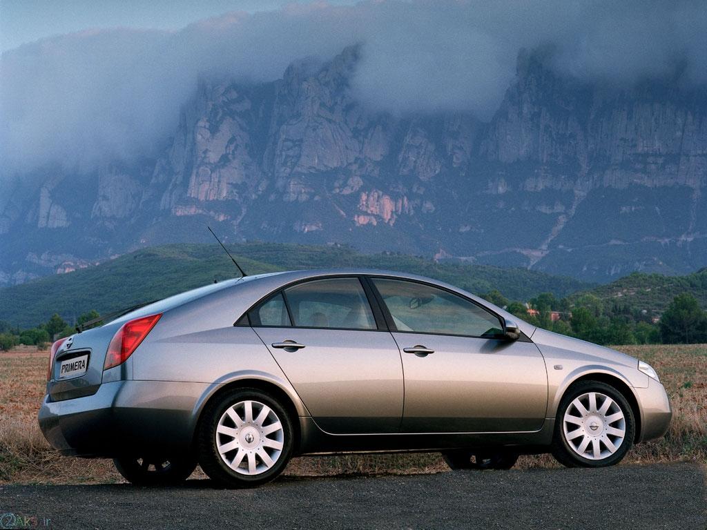 تصویر Nissan Primera