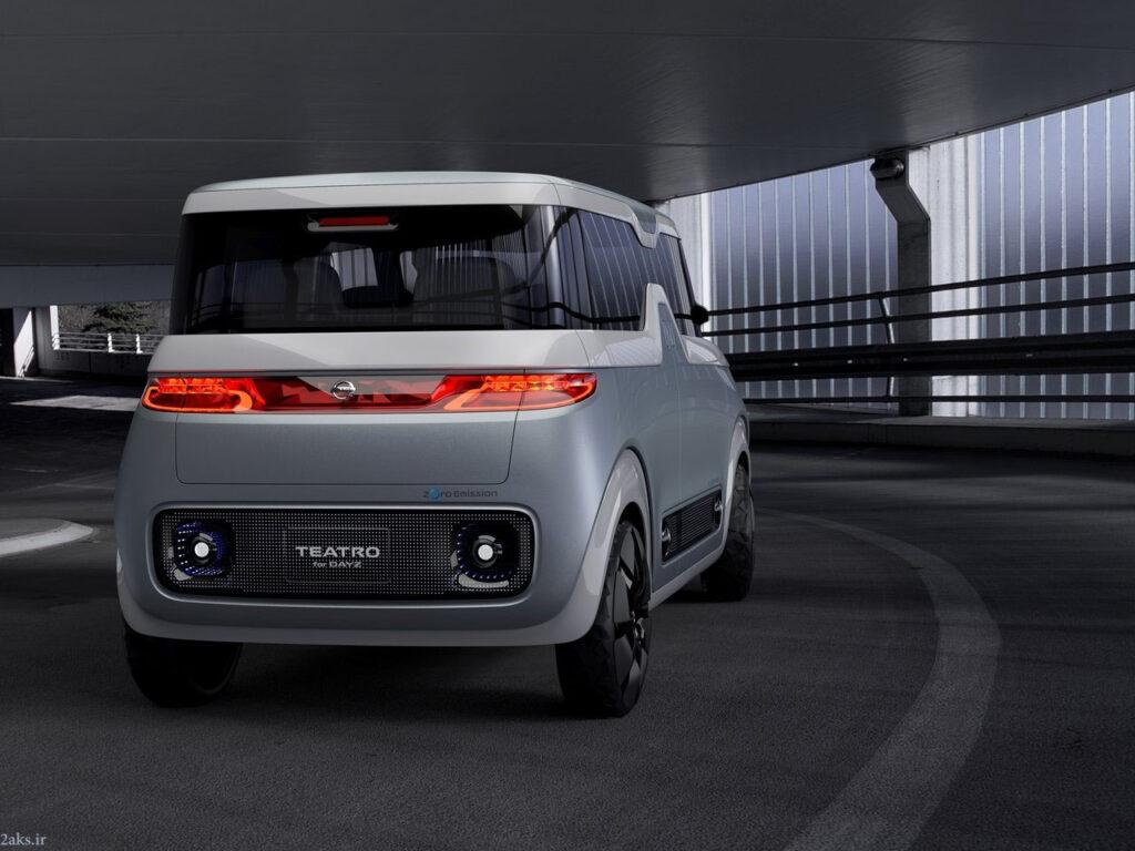 تصویر Nissan Teatro for Dayz Concept
