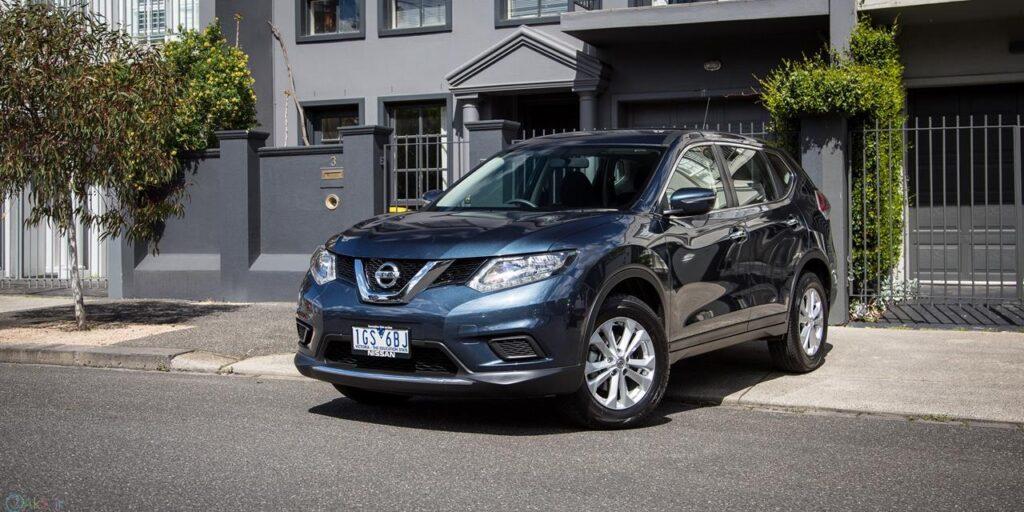 تصویر Nissan X-Trail