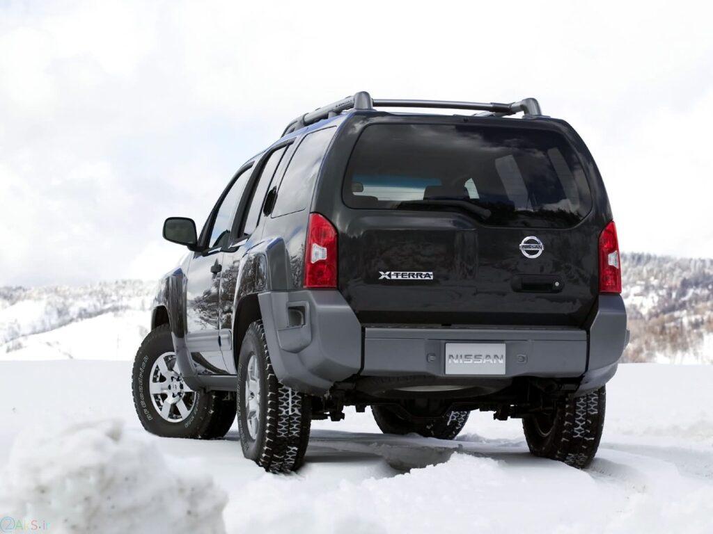 تصویر Nissan Xterra