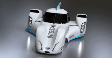 تصویر Nissan ZEOD RC