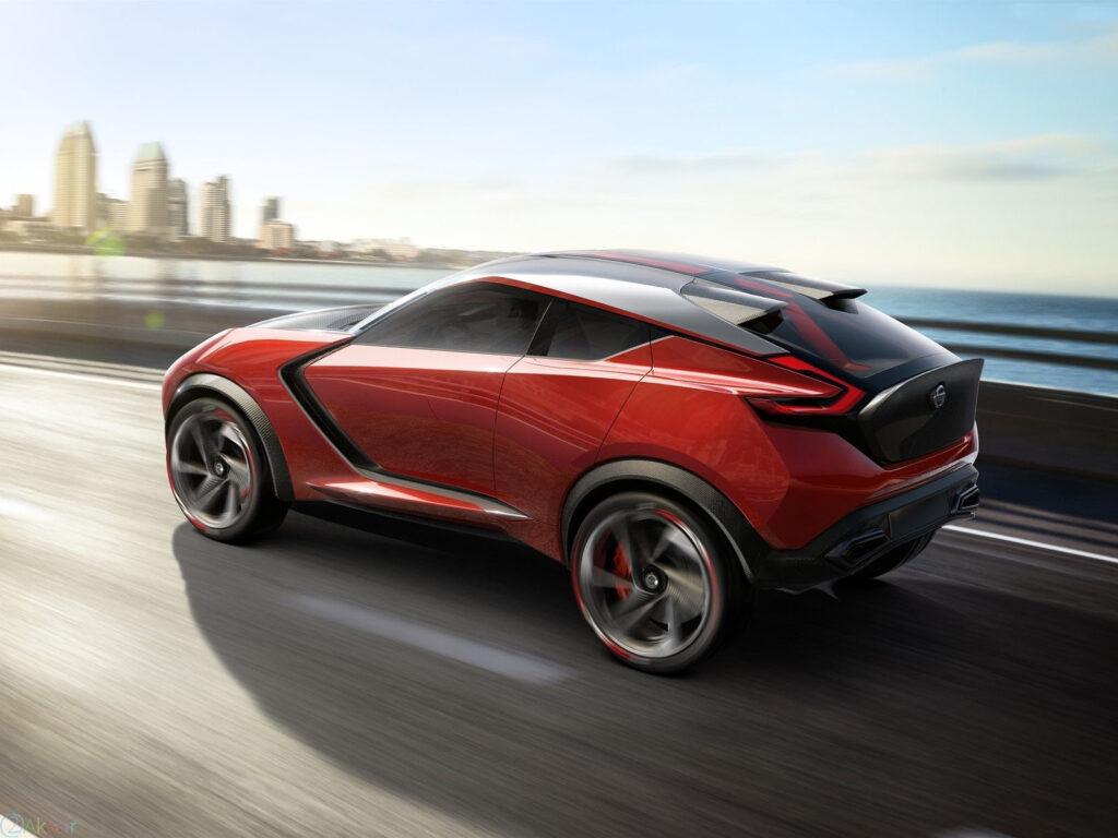 دانلود تصاویر Nissan SUV Gripz