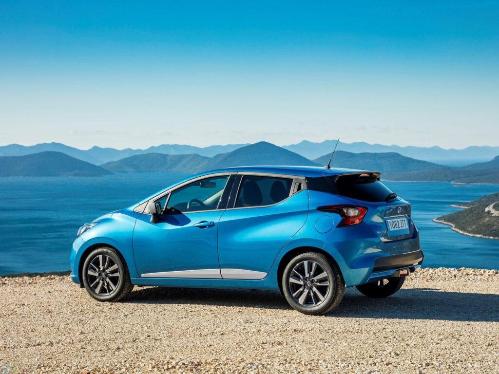 دانلود تصویر Nissan Micra
