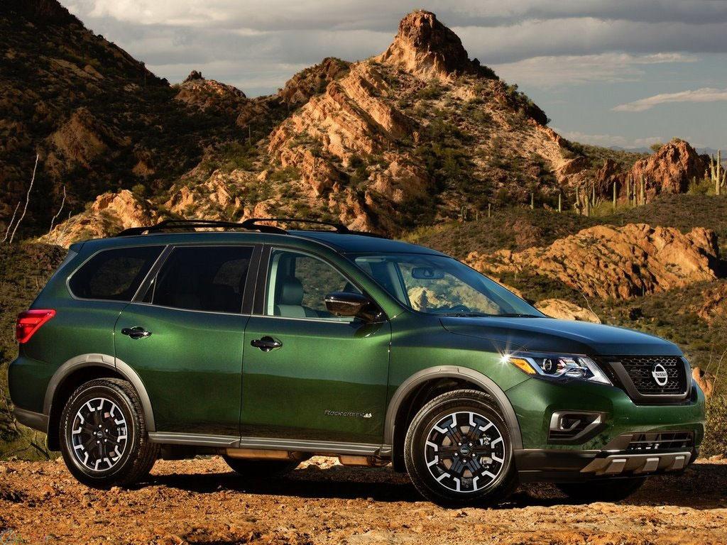 دانلود تصویر Nissan Pathfinder