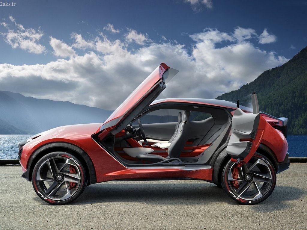 دانلود تصویر Nissan SUV Gripz