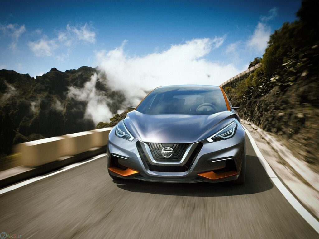 دانلود تصویر Nissan Sway