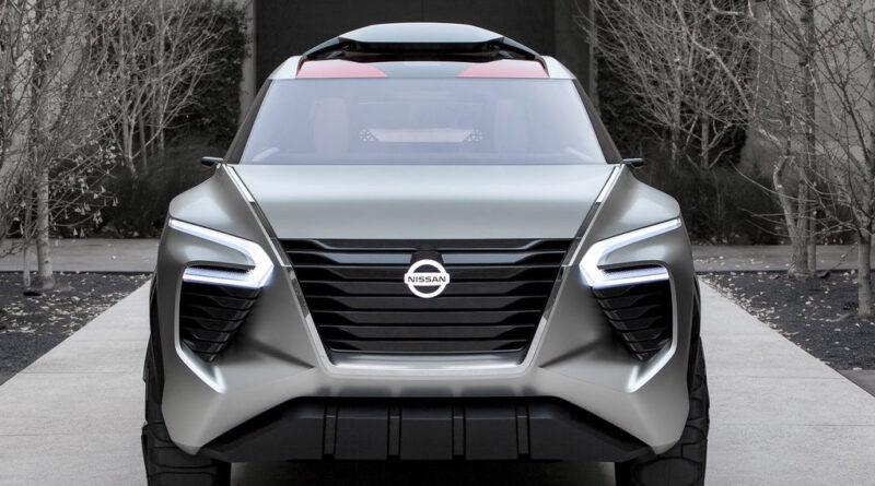 دانلود تصویر Nissan Xmotion