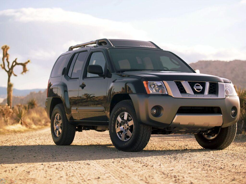 دانلود تصویر Nissan Xterra