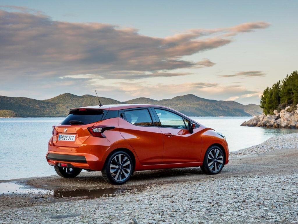 دانلود عکس Nissan Micra