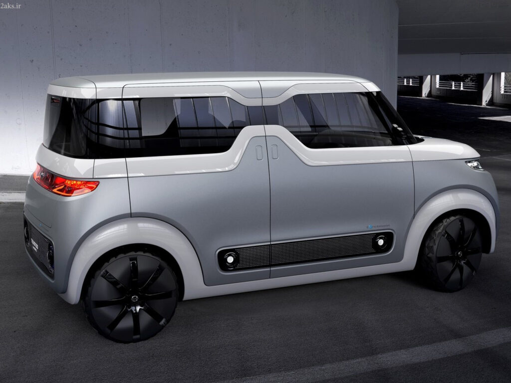 دانلود عکس Nissan Teatro for Dayz Concept