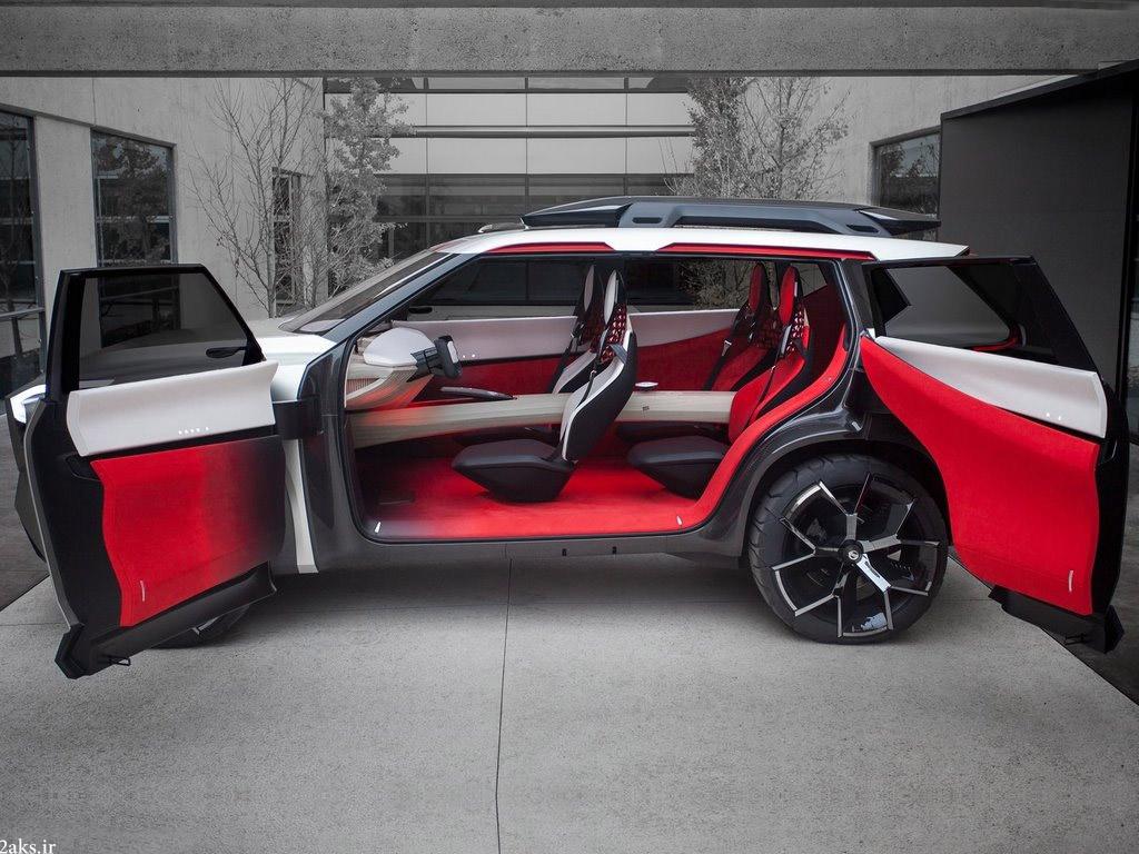 دانلود عکس Nissan Xmotion