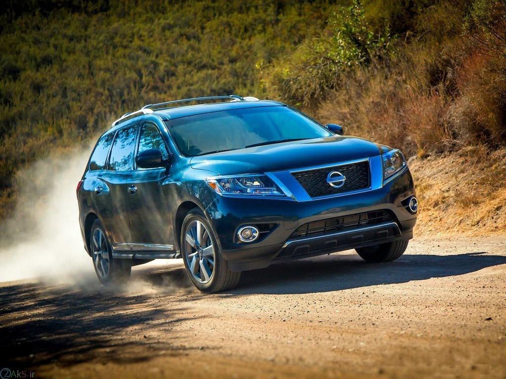 دانلود ماشین Nissan Pathfinder