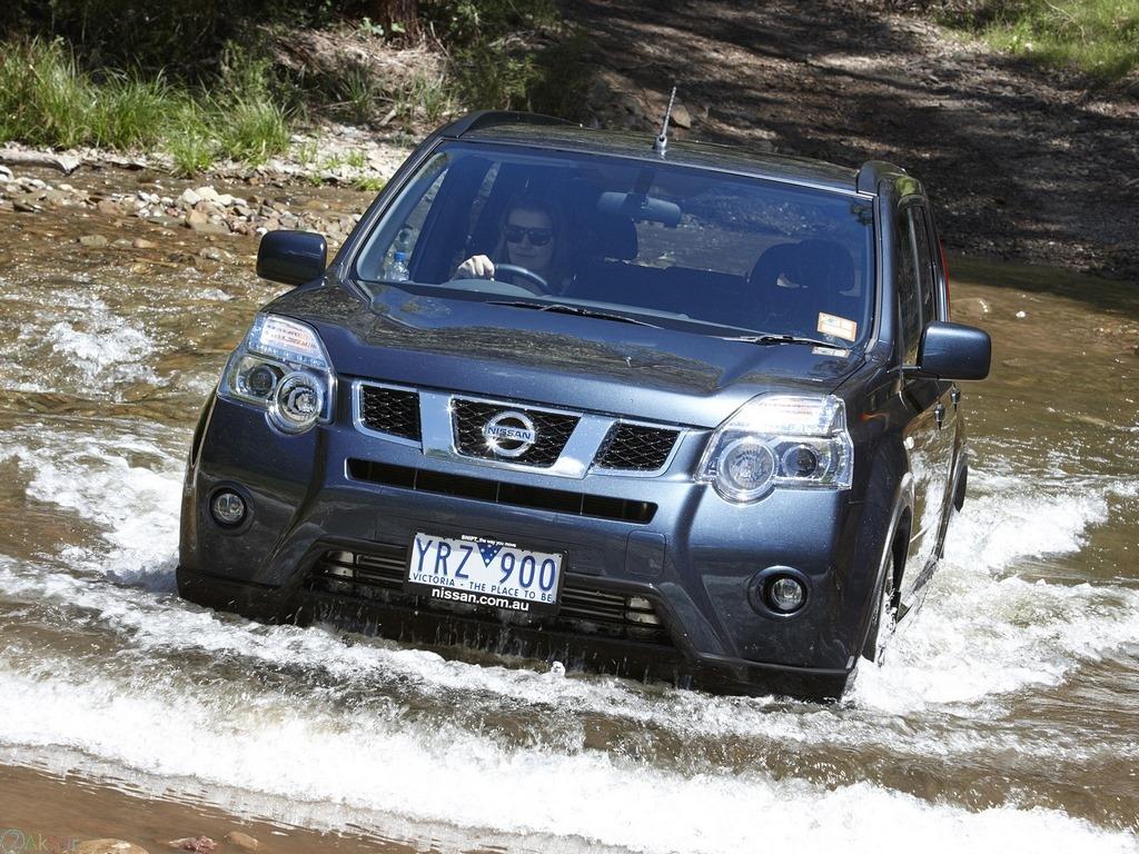 دانلود ماشین Nissan X-Trail
