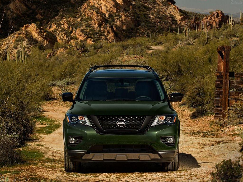 دانلود Nissan Pathfinder