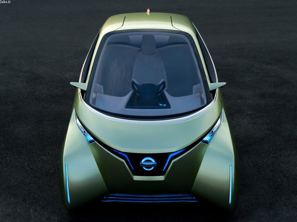 دانلود Nissan Pivo 3