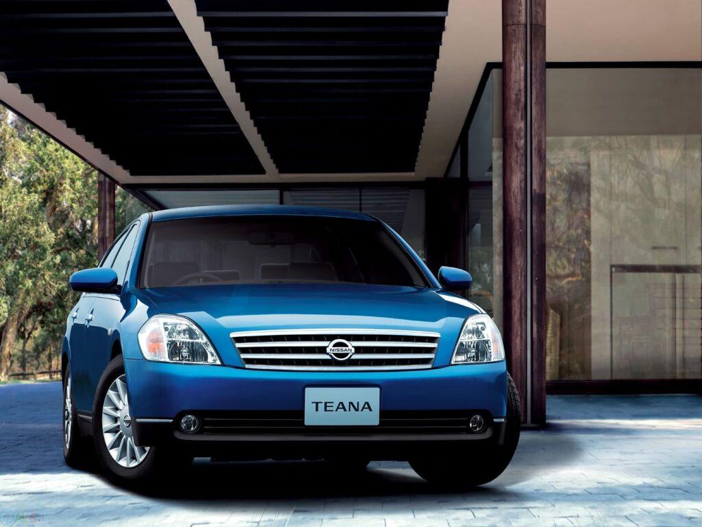 دانلود Nissan Teana