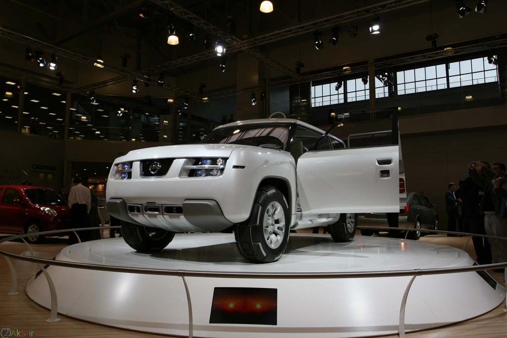 دانلود Nissan Terranaut