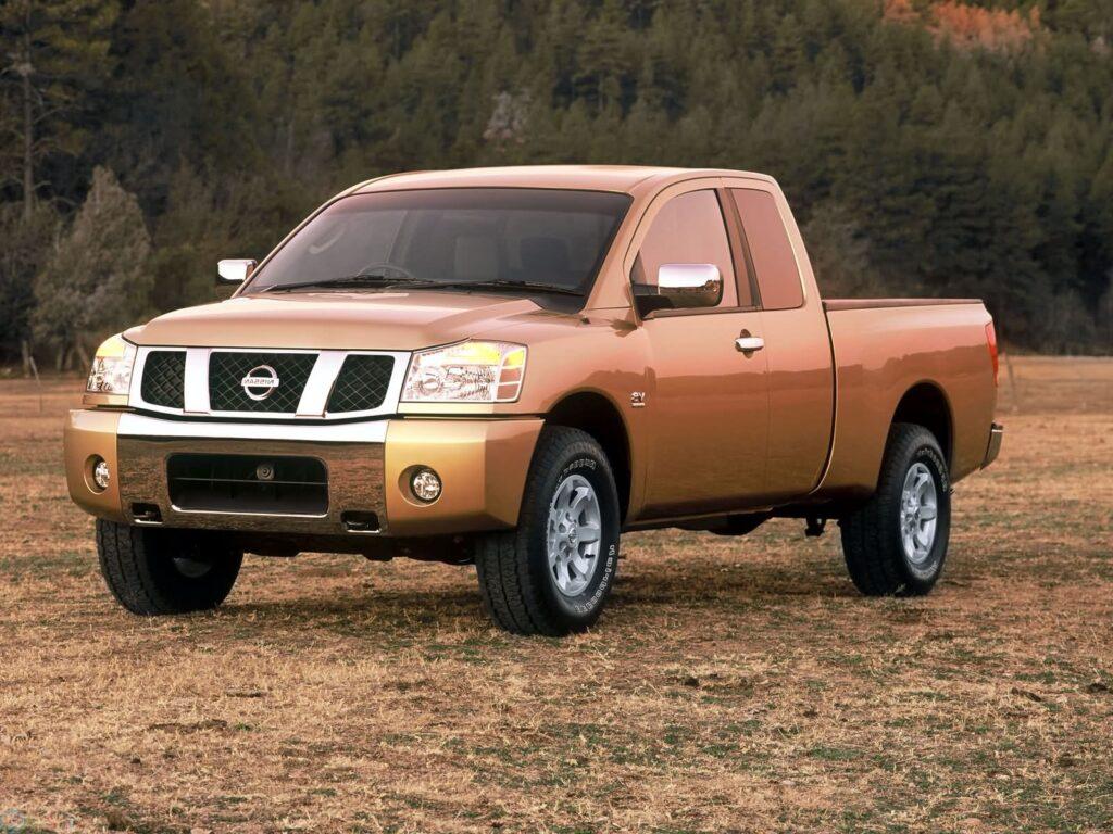 دانلود Nissan Titan