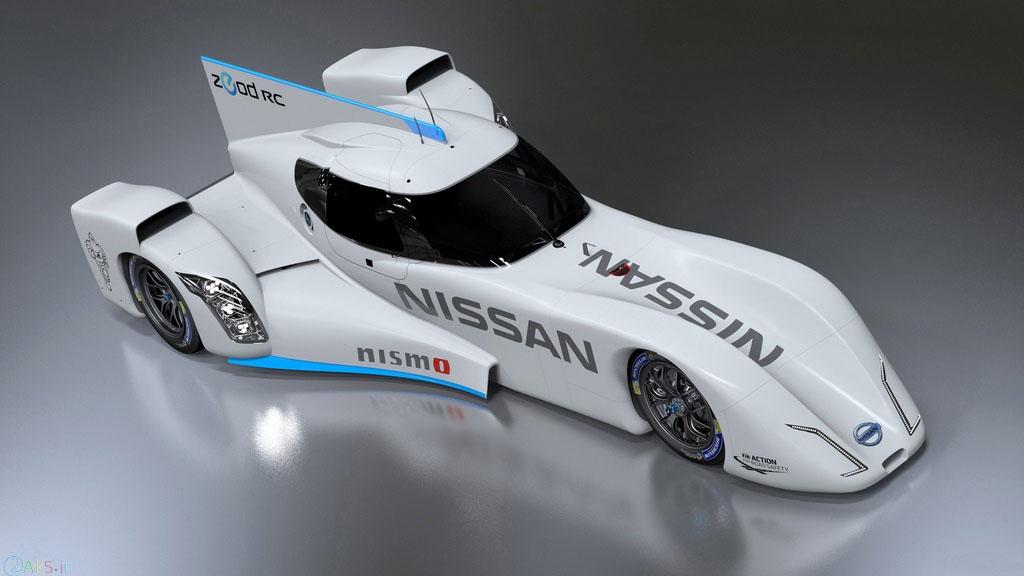 دانلود Nissan ZEOD RC