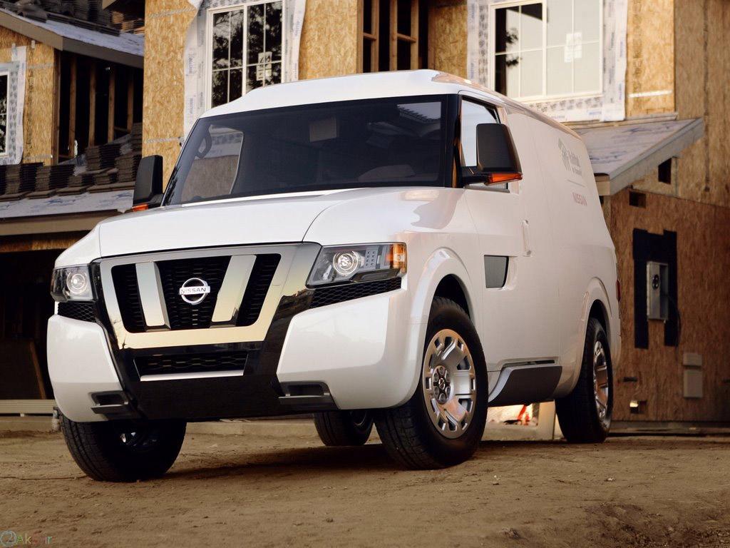 عکس Nissan NV2500