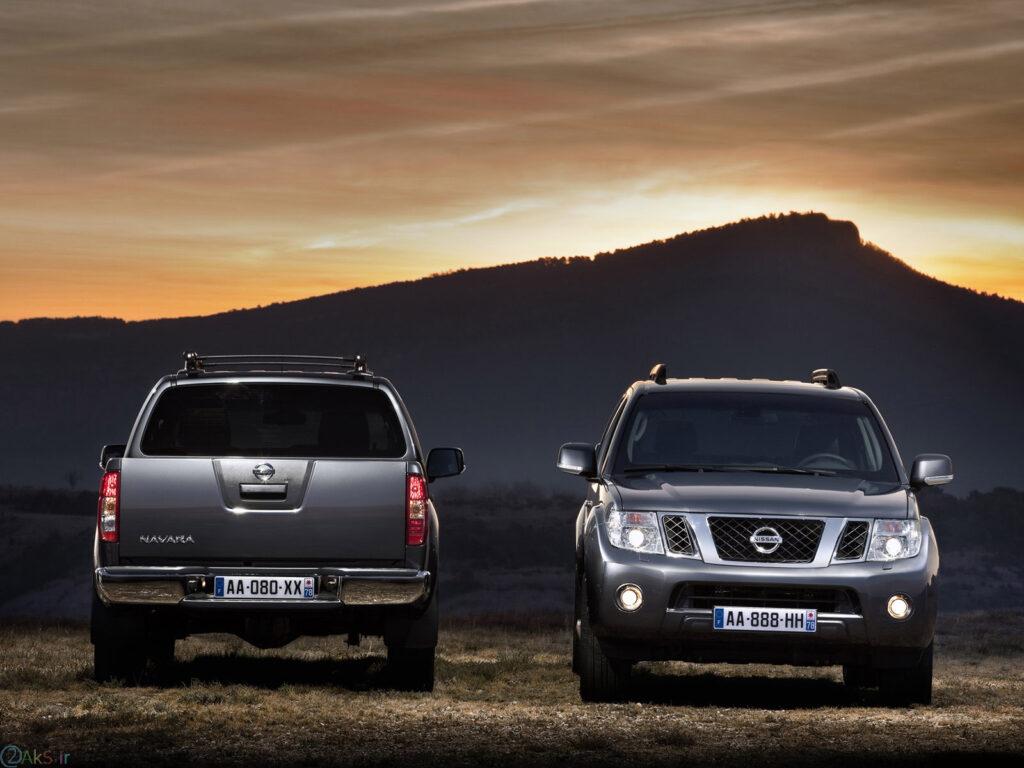 عکس Nissan Pathfinder