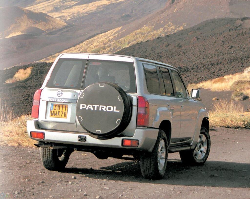 عکس Nissan Patrol