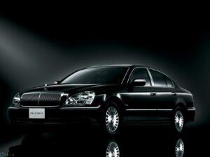عکس Nissan President
