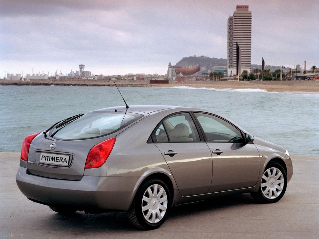 عکس Nissan Primera