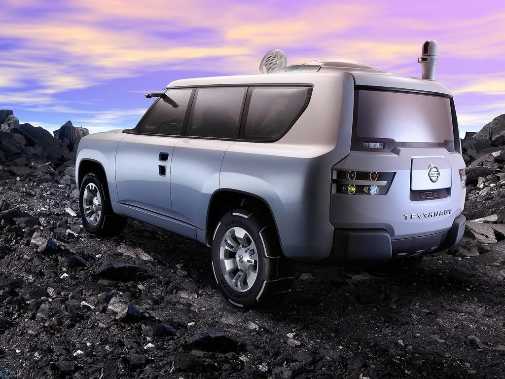 عکس Nissan Terranaut
