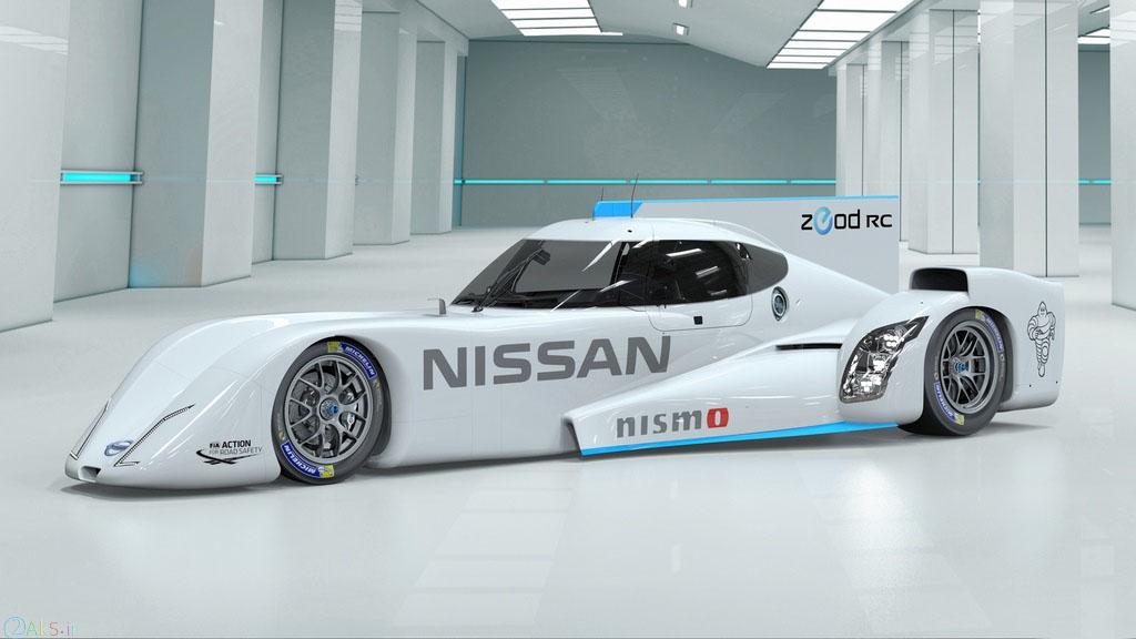 عکس Nissan ZEOD RC