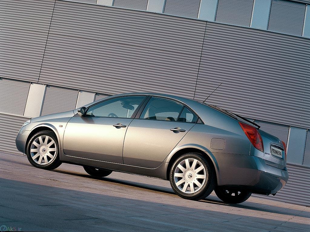 ماشین Nissan Primera