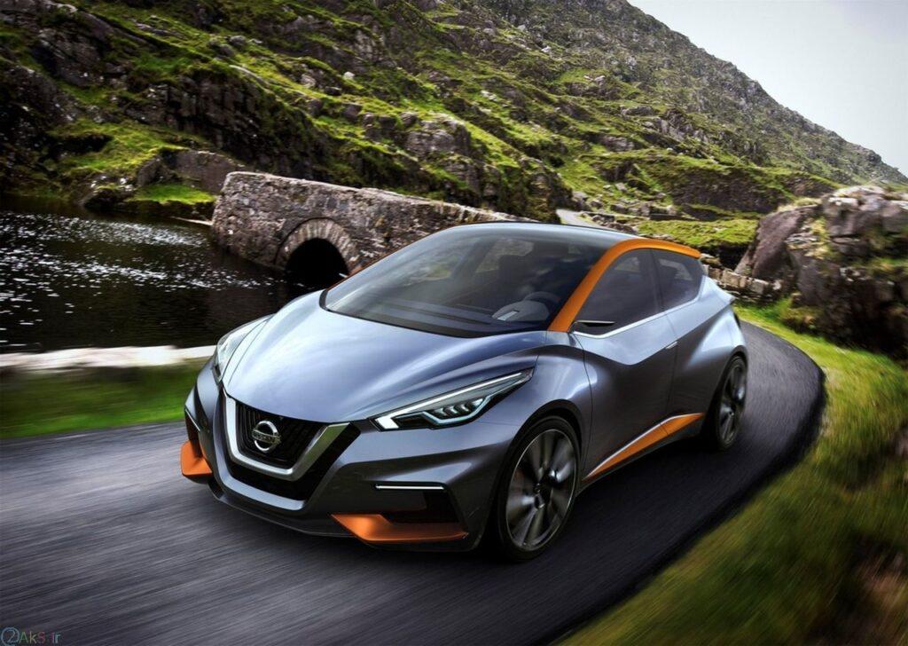 ماشین Nissan Sway