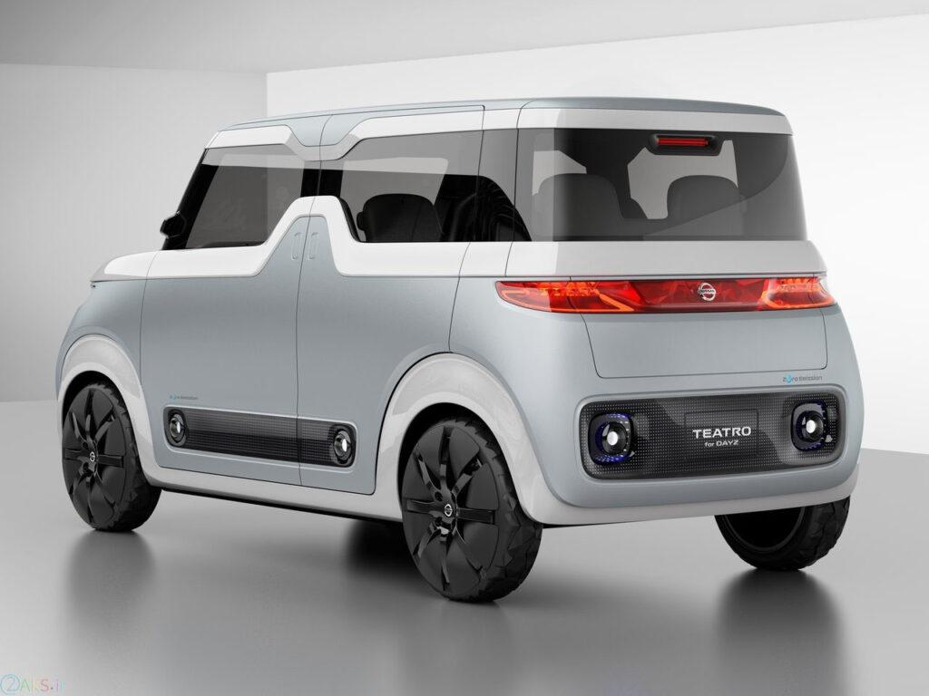 ماشین Nissan Teatro for Dayz Concept