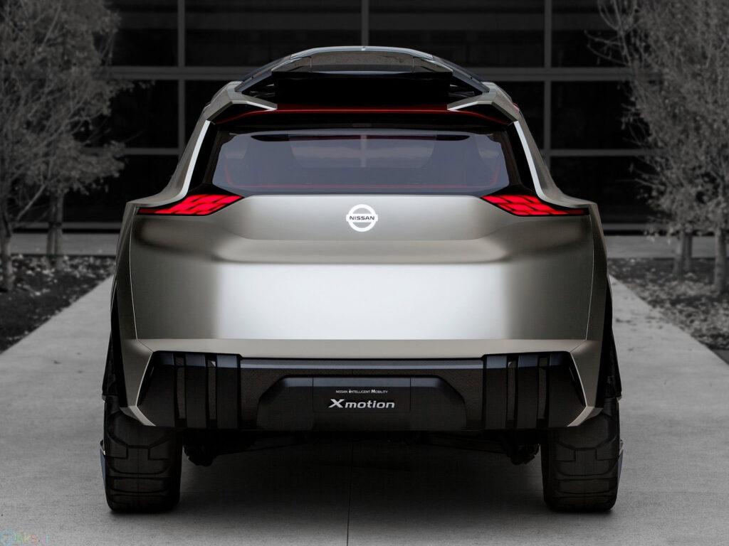 ماشین Nissan Xmotion