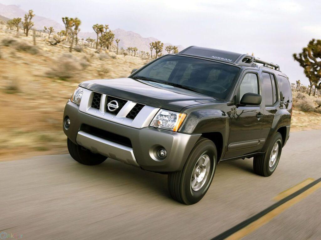 ماشین Nissan Xterra