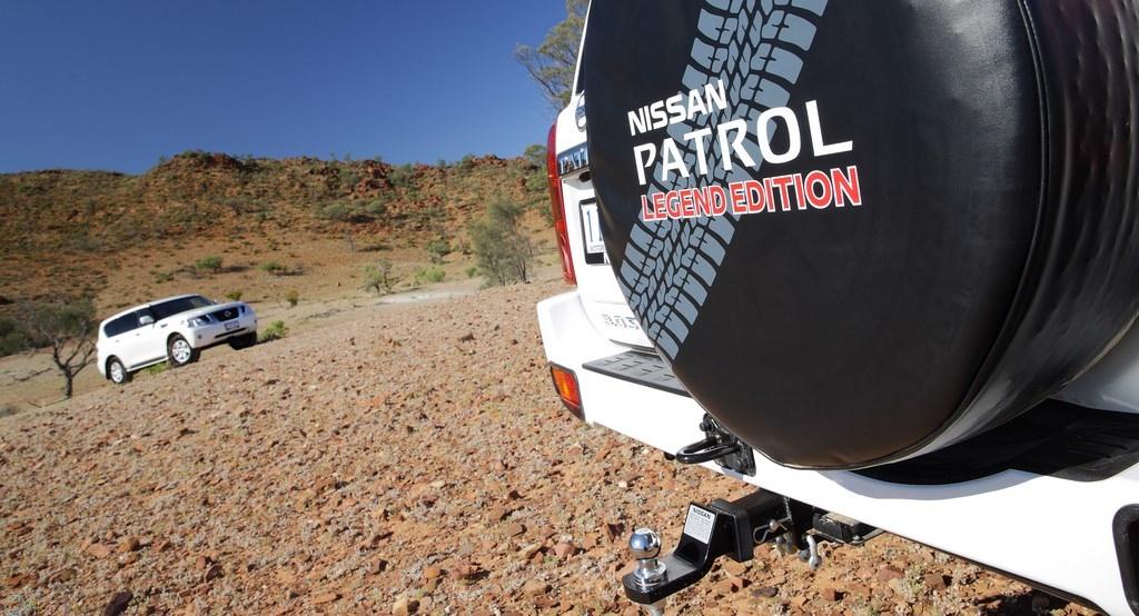 نیسان Nissan Patrol
