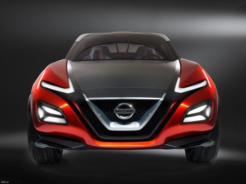 Nissan SUV Gripz ماشین
