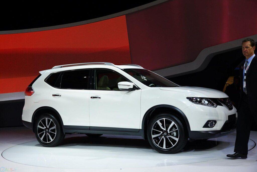 Nissan X-Trail سفید
