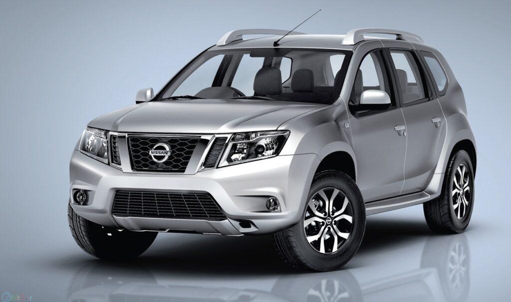 jw,dv Nissan Terrano