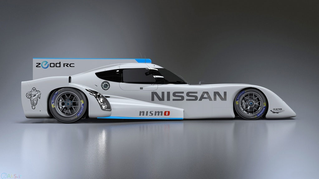 jw,dv Nissan ZEOD RC