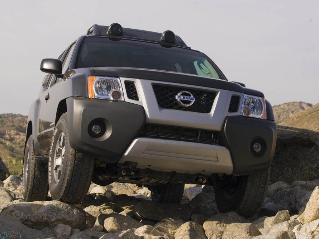 jwh,dv Nissan Xterra