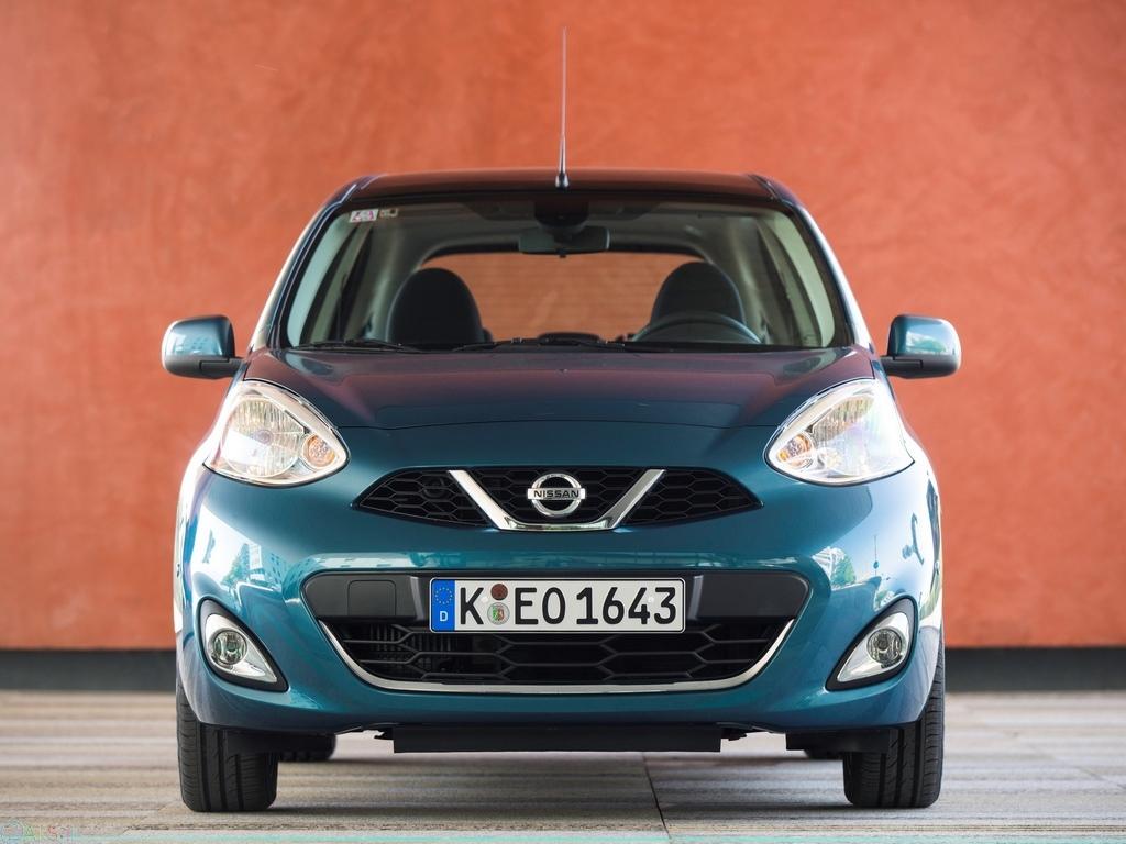 u;s Nissan Micra