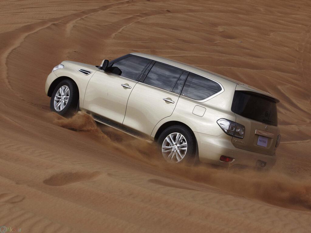u;s Nissan Patrol