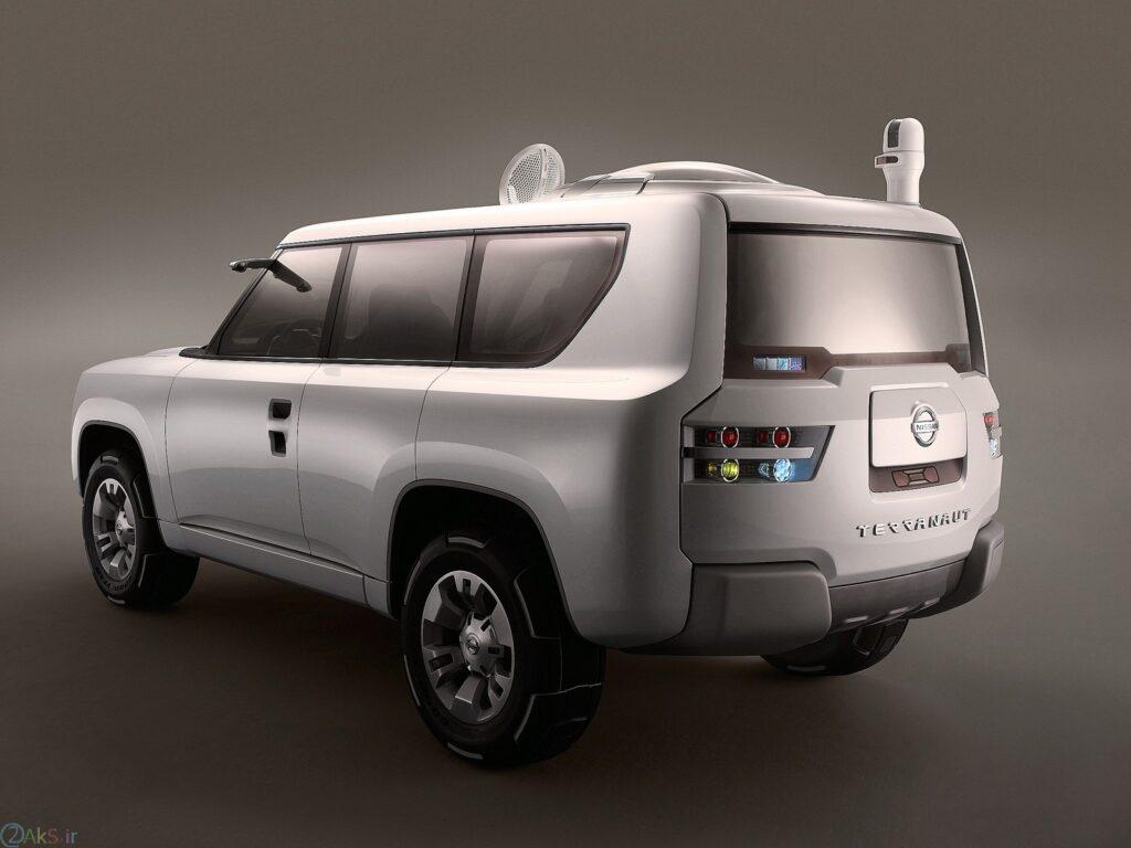 u;s Nissan Terranaut
