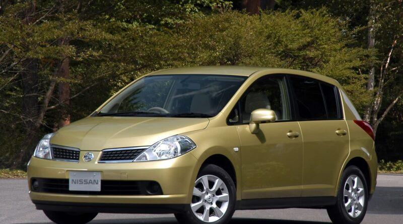 u;s Nissan Tiida