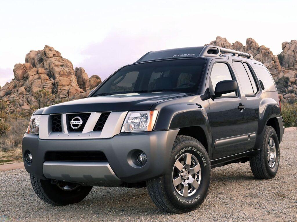u;s Nissan Xterra