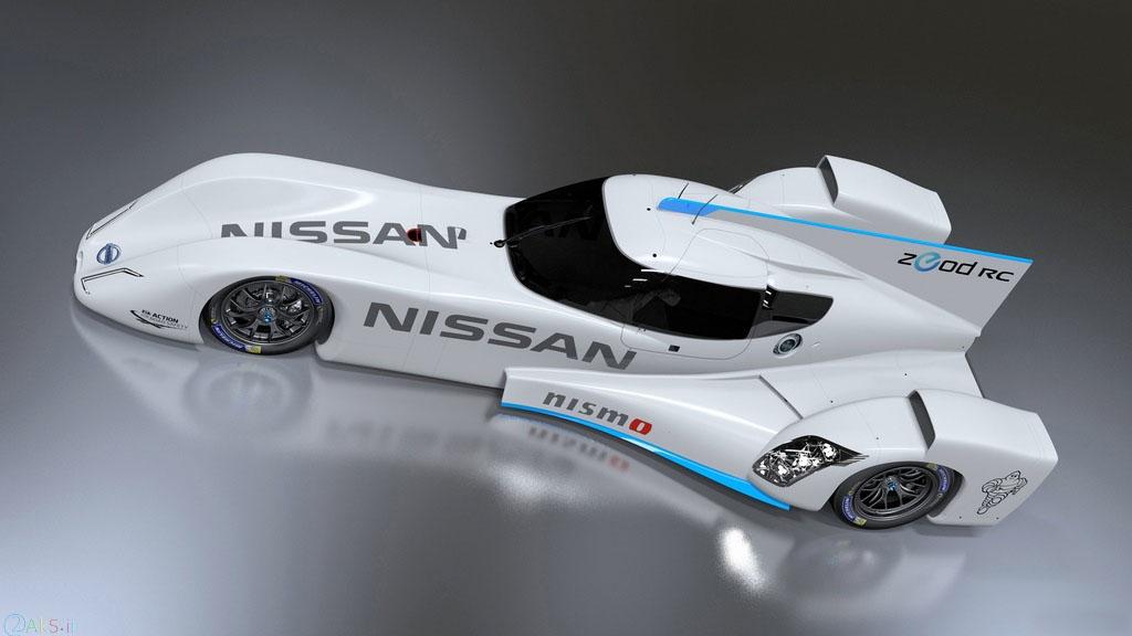 u;s Nissan ZEOD RC